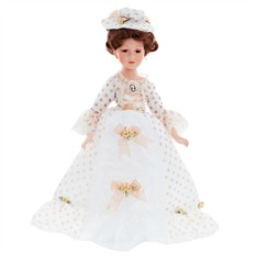 Фарфоровая кукла Катерина