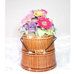 Музыкальная статуэтка «Цветы»