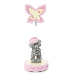 Держатель для фото MTY мишка в розовой панаме