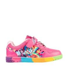 Розовые кроссовки с цветной подошвой Equestria Girls