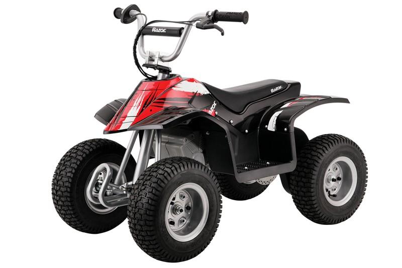 Электро-квадроцикл для детей и подростков Dirt Quad (Razor)