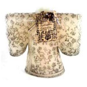 Свеча декоративная «Кимоно»