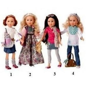 Кукла Annabell Tween, 42 см