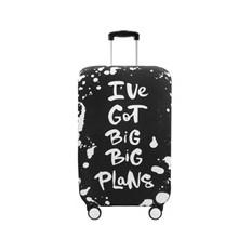 Чехол для чемодана Big plans