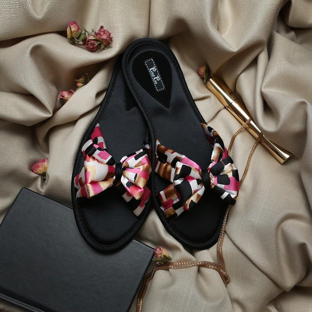 Домашняя обувь Petit Pas Бантики