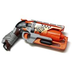 Игрушечное оружие Нерф Бластер Зомби Страйк Хаммершот