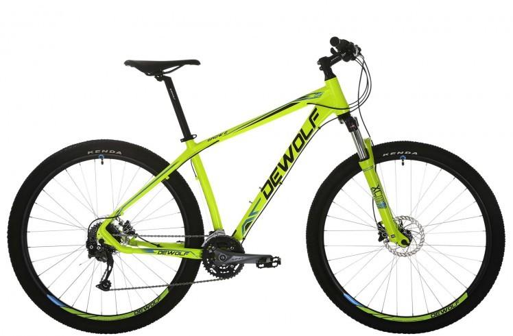 Горный велосипед Dewolf GROW 2 (2016)