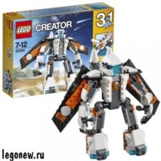 Конструктор Lego Creator Летающий робот