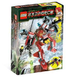 Набор Lego «Речной дракон»