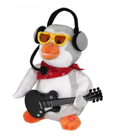 Музыкальная игрушка Пингвин Северок