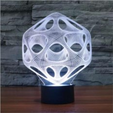 3D лампа Иллюзия