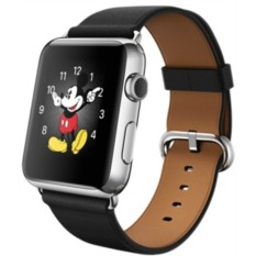 Apple Watch 42mm with Classic Buckle (Black)