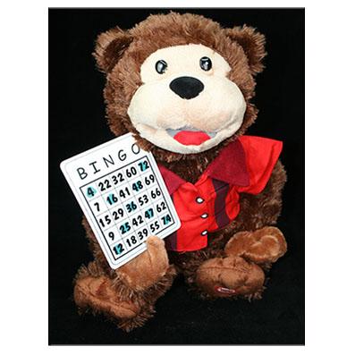 Интерактивная игрушка «Азартный медвежонок»