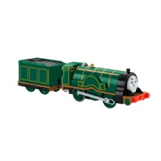Машинка Mattel Thomas&Friends Паровозик Эмили с вагоном
