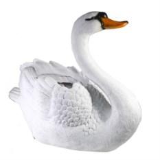 Кашпо Большой лебедь
