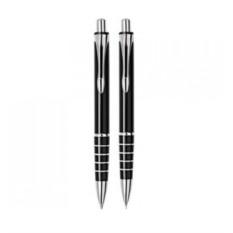Набор из ручки и карандаша Celebrity «Райт» в футляре