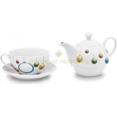 Набор чайный Новогоднее настроение