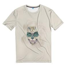 Мужская футболка Halloween Girl