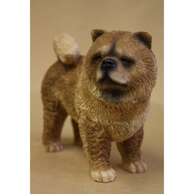 Статуэтка собаки «Чау-Чау»