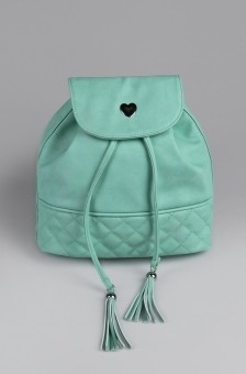Рюкзак бирюзовый Хат