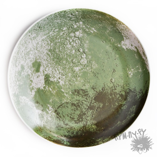 Тарелка Луна
