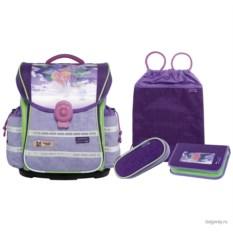 Фиолетовый школьный ранец McNeill Ergo Light Plus