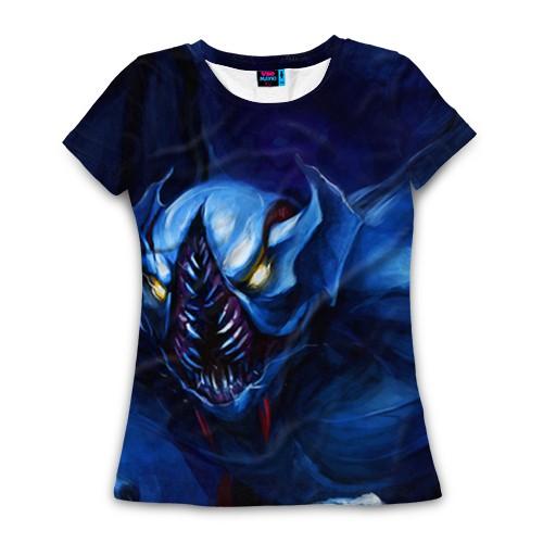 Женская футболка 3D Nightstalker