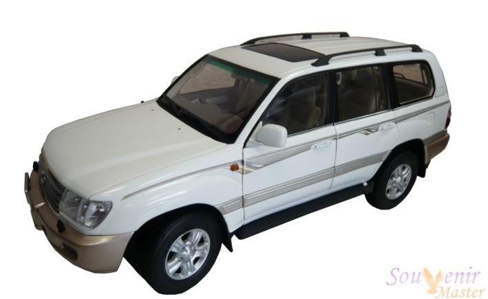 Модель автомобиля Toyota Land Cruiser