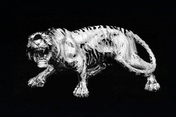 Статуэтка Тигр Гамма
