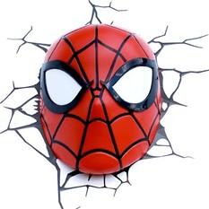 3D-светильник Спайдермен. Человек-Паук