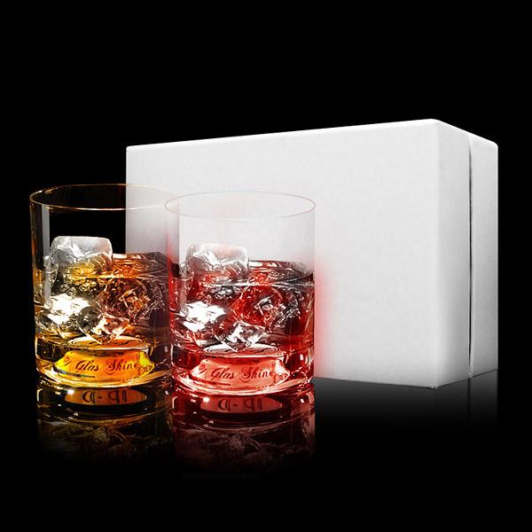 Набор бокалов с подсветкой «Whisky&Whisky»