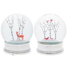 Декоративная фигурка в стеклянном шаре Деревья