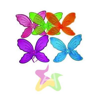Карнавальный набор Крылья бабочки с цветком