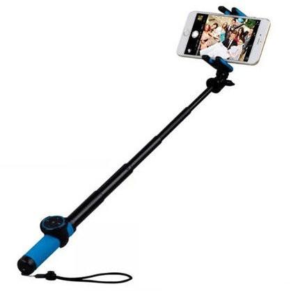Селфи-монопод + штатив MOMAX Hero Selfie Pod 50cm KMS5 Blue