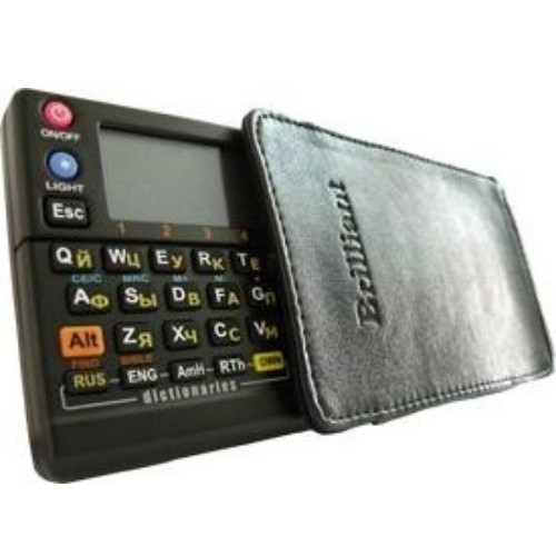 Карманный электронный переводчик  Brilliant T-450