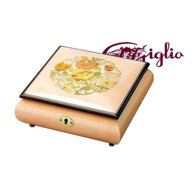 Музыкальная шкатулка для украшений, GIG 316 от Giglio