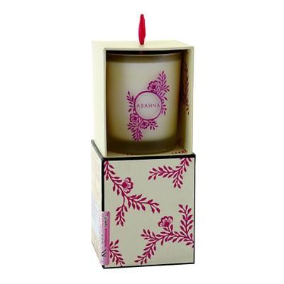 Свеча ароматизированная «Франжипани и Флердоранж»