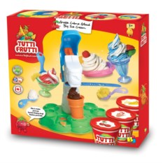 Набор с массой для лепки Bojeux Tutti Frutti Мороженое