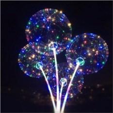 Светящийся воздушный шарик