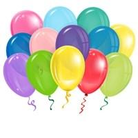 Облако из 25 латексных шаров Ассорти