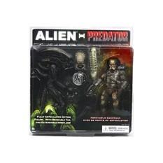 Набор фигурок Чужой и Хищник (Alien & Predator)