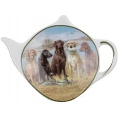 Подставка для чайного пакетика Охота