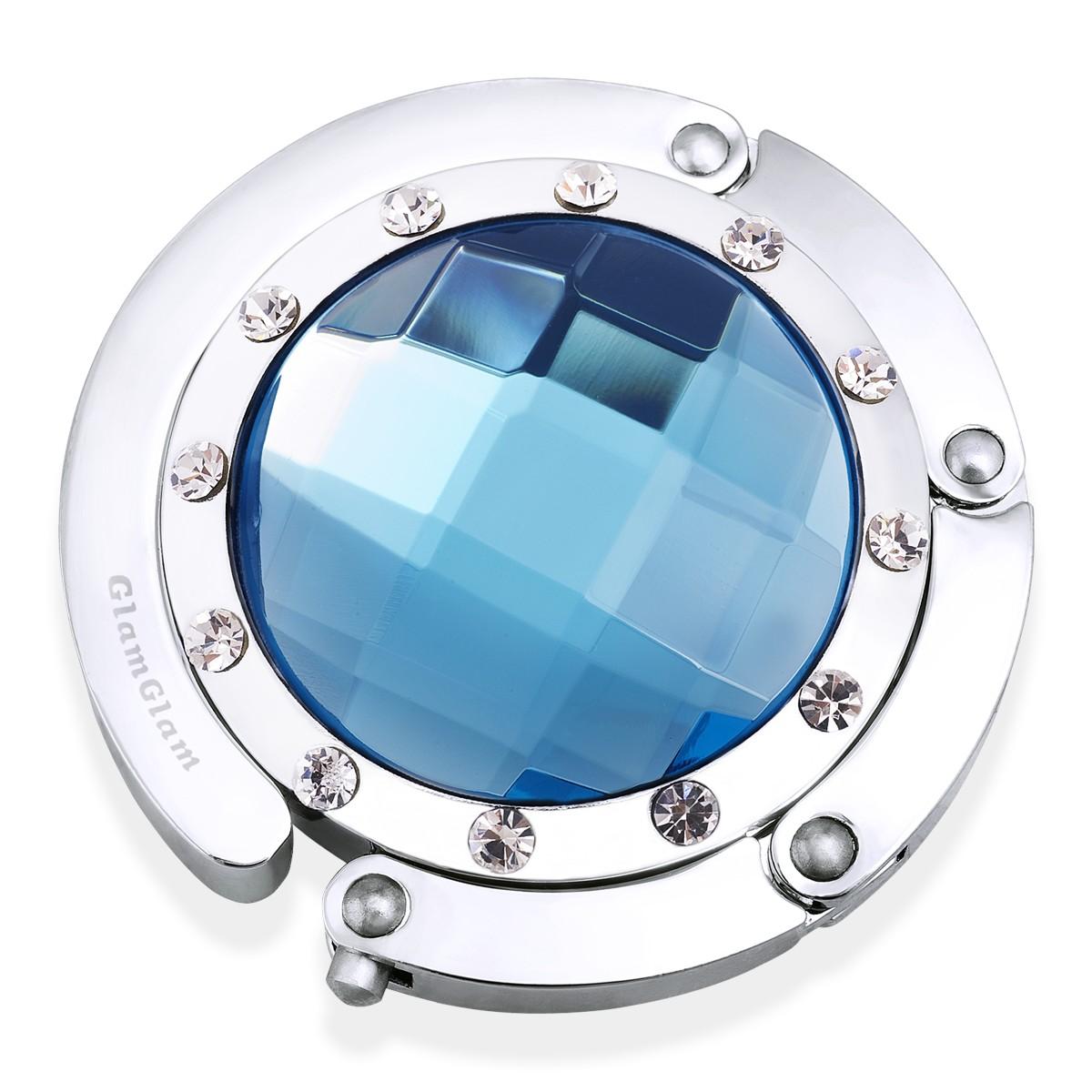 Держатель для сумки Бриллиант, голубой