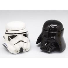 Керамические кружки с крышкой Star Wars