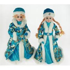 Новогодний сувенир Снегурочка