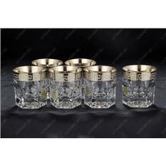 Бокалы для виски (фужеры) 6 шт