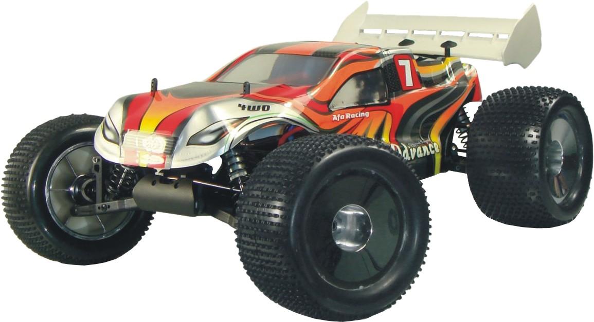 Радиоуправляемый трагги HSP Electro Truggy Advance 4WD