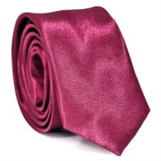 Узкий галстук (фиолетовый)