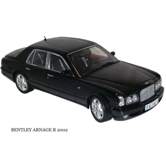 Модель Bentley Arange R 2002'