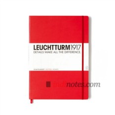 Записная книжка Master Notebook Red от Leuchtturm1917